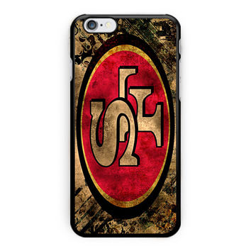 San Francisco Logo Sport Football iPhone 6 Plus Case