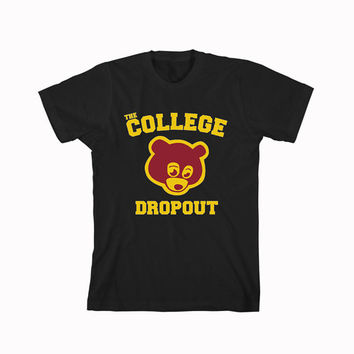 Kanye West The College Dropout t-shirt unisex adults