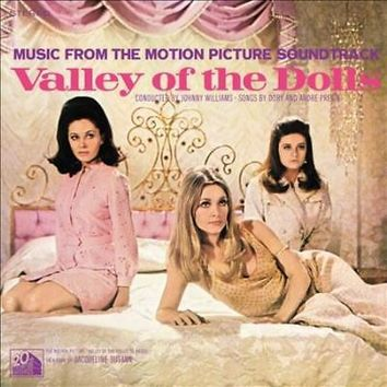 Uk1601226 Johnny Williams - Valley of The Dolls (vinyl) | eBay