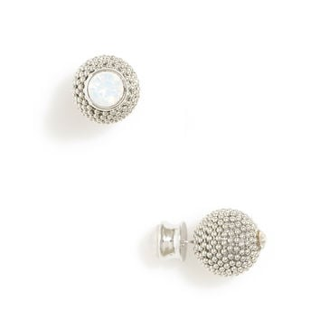 Dotted Gems Earring