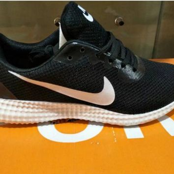 """""""NIKE"""" Fashion Casual Breathable Comfortable Unisex Sneakers Couple Running Shoes"""