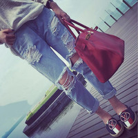 Street Style Hole Casual Jeans 12518