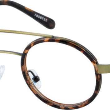 Green Tamalpais Eyeglasses #4459 Zenni from Zenni ...