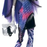 Monster High Picture Day Spectra Vondergeist Doll - Free Shipping