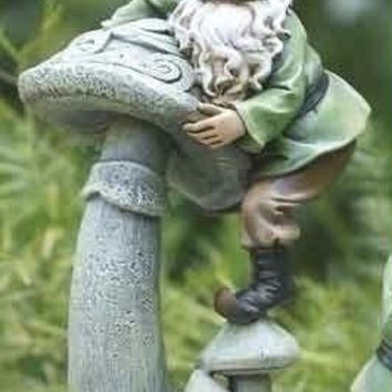 Gnome Garden Statue - Irish