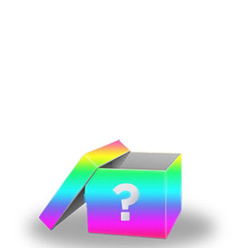 MYSTERY BOX | colourful