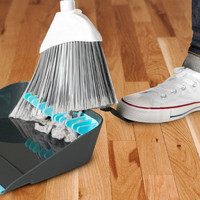 Broom Groomer Broom Cleaning Dustpan | Quirky Products