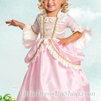 Princess and Pauper Anneliese Dress Up Costume