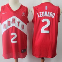 Toronto Raptors Kawhi Leonard 2018/19 Swingman Jersey – Earned Edition