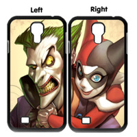 joker and harley quinn Y0003 Couple Samsung Galaxy S3 S4 S5 (Mini) S6 S6 Edge,Note 2 3 4, HTC One S X M7 M8 M9 Couple Cases