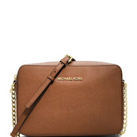 MICHAEL Michael Kors Jet Set Travel Large East/West Cross-Body Bag | Dillards