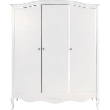 Alysa 3 Door wardrobe | Homebase