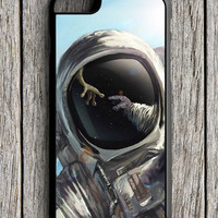 Astronout In Space iPhone 6 Case