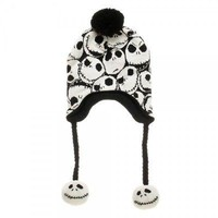 BioWorld - Nightmare Before Christmas Jack Skellington Laplander Hat