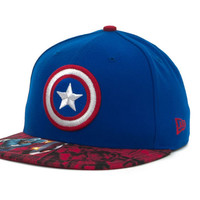 Marvel Visor Story 2 59FIFTY Cap - Captain America