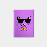 Cool Cat Wearing Sunglasses by gravityx9