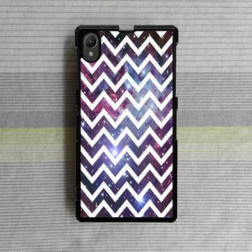Sony Xperia Z case , Sony Xperia Z1 case , Sony Xperia Z2 case , galaxy pattern