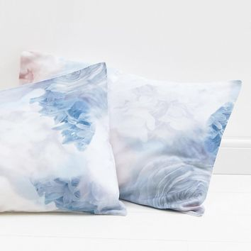 Karl Lagerfeld Flourish Pillowcase Pair at asos.com