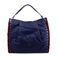 Blu Byblos Blue Shoulder Bag