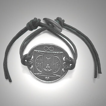 11:11 Art 1111 Interfaith Multifaith Make a Wish Spiritual Numerology Jewelry Ascention Jewelry adjustable Bracelet unisex minimalist