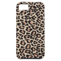 Animal Print Texture iPhone 5 Covers