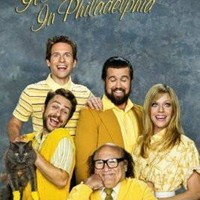 Its Always Sunny In Philadelphia poster Metal Sign Wall Art 8in x 12in
