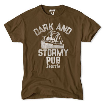 Dark and Stormy Pub T-Shirt