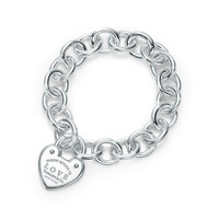 Tiffany & Co. - Return to Tiffany®:Love Lock Bracelet