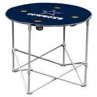 Dallas Cowboys NFL Portable Round Table