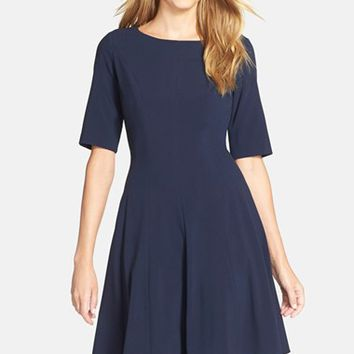 Women's Tahari Fit & Flare Dress,