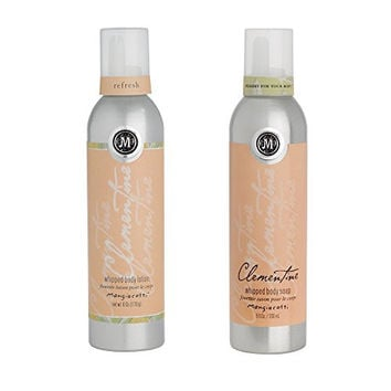 Mangiacotti Clementine Whipped Body Care Gift Set