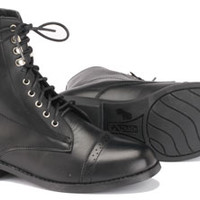 Saddles Tack Horse Supplies - ChickSaddlery.com Dublin Reserve Lace-Up Paddock Boots - Ladies