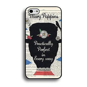 """Universal Phone Case  Design Fantasy"""" Mary Poppins"""" - Free Shipping"""