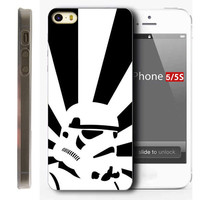 Starwars Stormtrooper Phone Case for Iphone 5 5S