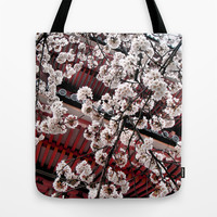 Destiny (Japan) Tote Bag by Julie Maxwell