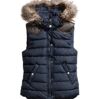H&M - Padded Body Warmer