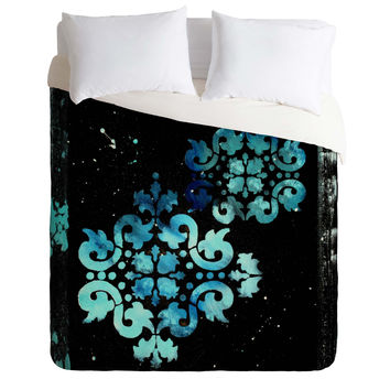 Madart Inc. Modern Dance Mysterious Duvet Cover