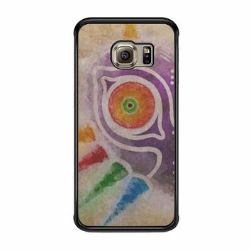 zelda majora weathered samsung galaxy s6 s6 edge cases