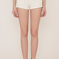 High-Waisted Denim Shorts | Forever 21 - 2000186353
