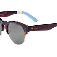 TOMS Charlie Rae Tortoise Polarized Brown OS