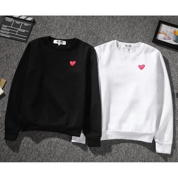 Winter Men Round-neck Casual Couple Hoodies [136012103699]