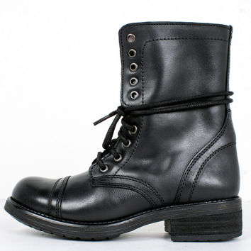 Troopa 2.0 Combat Boots | Steve Madden