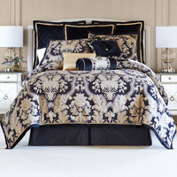 jcpenney - Royal Velvet® Vanessa 4-pc. Chenille Comforter Set & Accessories - jcpenney