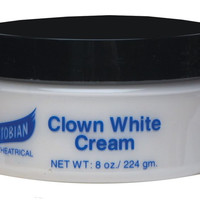 Clown White Creme Foundation (8 oz.)