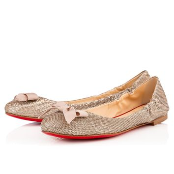 Gloriana Flat Gold Glitter Luminor