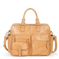 Sole Society Jameson Overnight Duffel With Pockets