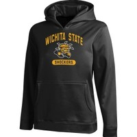 Under Armour Youth Wichita State Shockers Performance Black Hoodie
