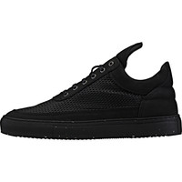 Filling Pieces Low Top 3M Mesh - Silva Black