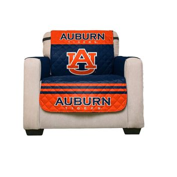 Auburn Tigers Home Game Reversible Chair Cover