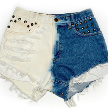 "ALL SIZES ""Both Worlds"" High Waisted Shorts"